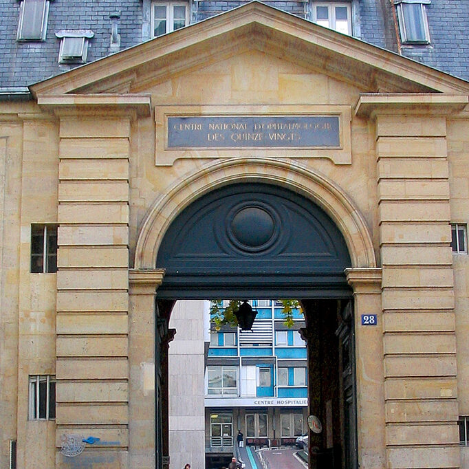 Hôpital-des-Quinze-Vingts